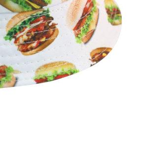 כובע טמבל בעיצוב המבורגר