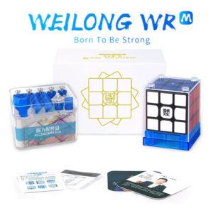 Moyu 3x3x3 Weilong WR M