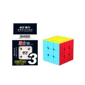 קוביה הונגרית QiYi Warrior W 3x3x3 Stickerless