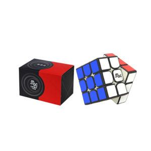 YongJun MGC V2 Magnetic 3x3x3 Black