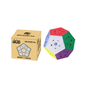 קוביה הונגרית YuXin Convex Wing Megaminx V2 Stickerless